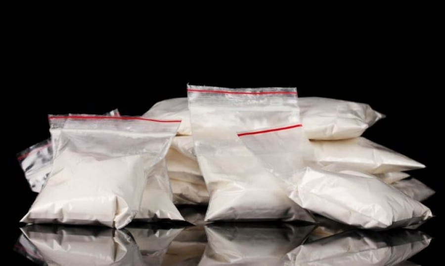 32-year-old pregnant woman arrested with 500 parcels of cocaine in Kumasi
