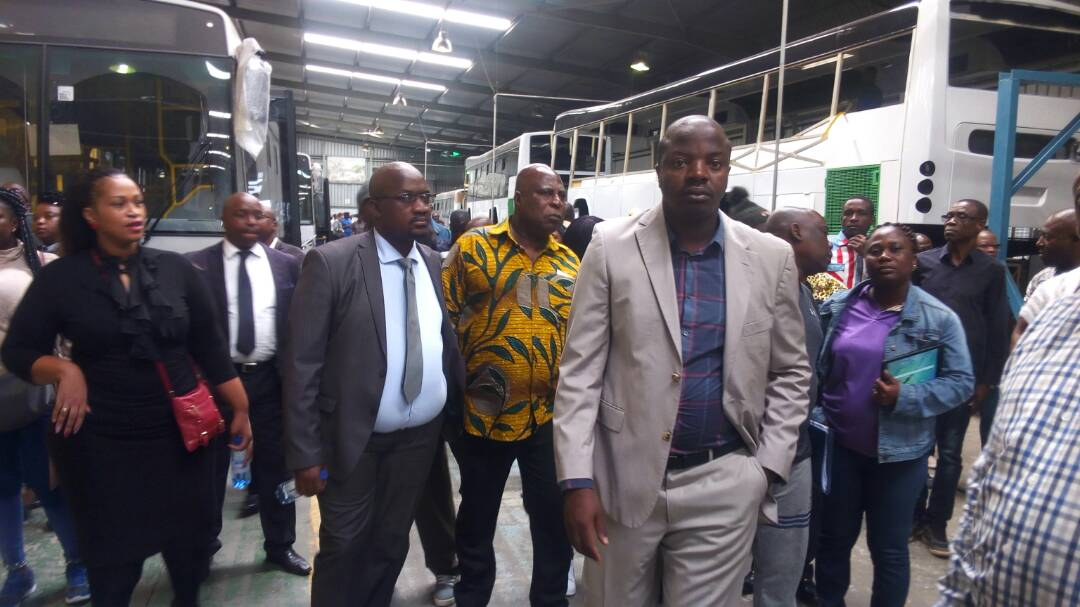 South Africa's Busmark automobile company to build assembling plant in Ghana