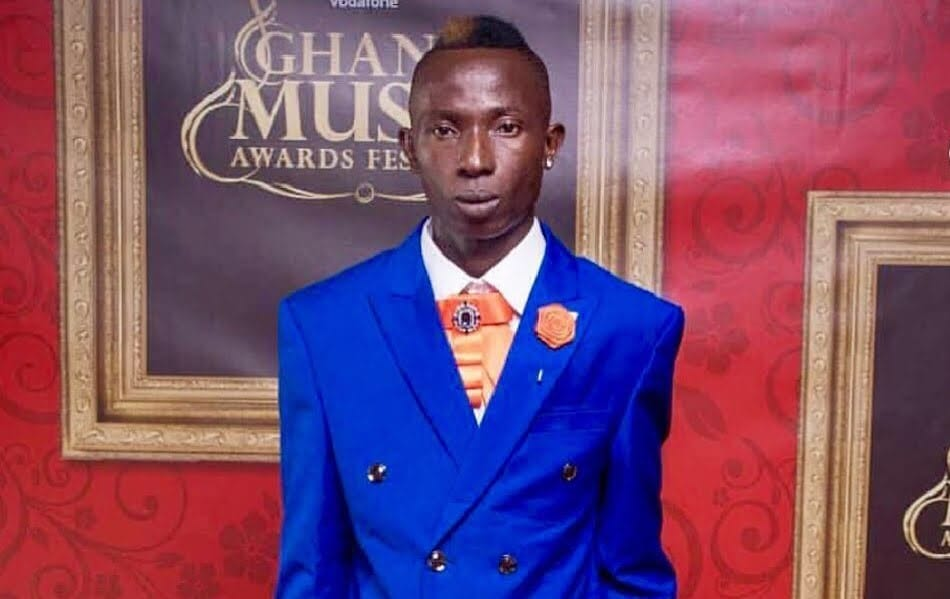 VGMA 18: Patapaa placed  3rd in the most popular song category