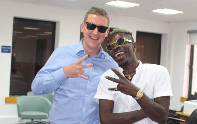 British High Commissioner is thinking of swapping jobs with Shatta Wale