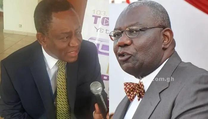TOR saga: Boakye Agyarko drags Isaac Osei before Akufo-Addo