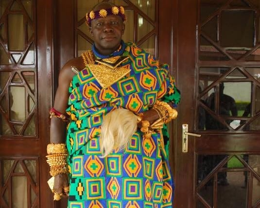 Otumfuo Osei Tutu II turns 68 today