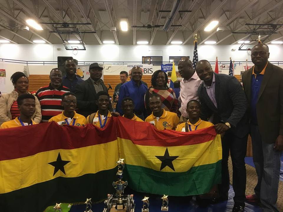 Global Innovative Award: Ghana's Opoku Ware School leads the world