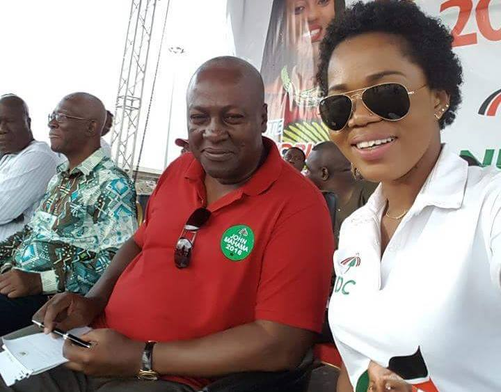 NDC has abandoned me after my accident – Mzbel cries from sick bed