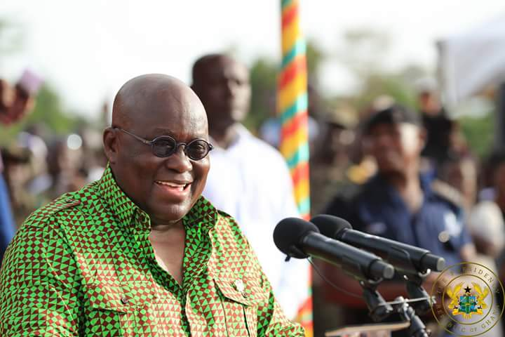 2020 polls: NDC will have no message by the time I'm done- Nana Addo