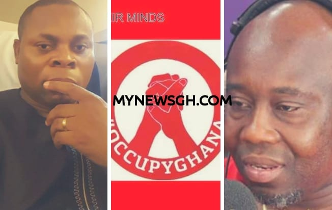 We're holding you by the same old OccupyGhana standards- Cudjoe tells Andah