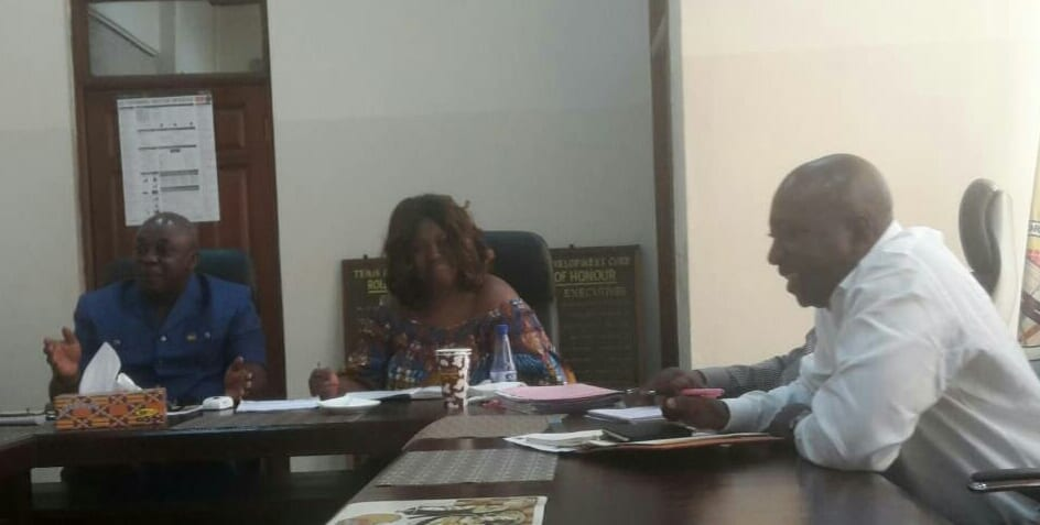 TDC pledges support for newly created Tema West Municipal Assembly