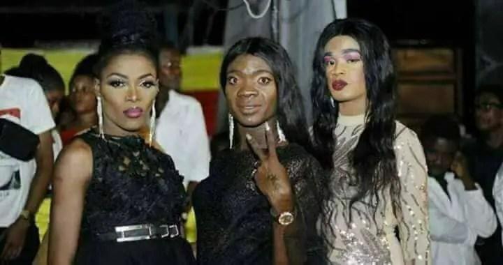 Gays in ghana