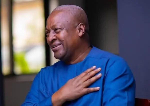 John Dramani Mahama-NDC Flagbearer