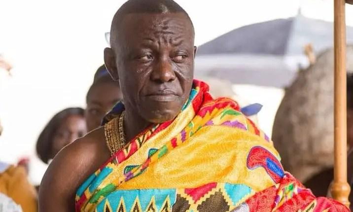 Chief of Agric-Nsima, Nana Boadu Ayeboafo