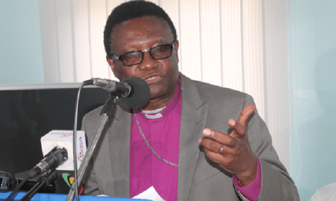 Rev. Prof. Emmanuel Asante