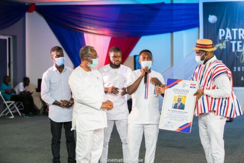 Dr. Anthony Nsiah-Asare is the best man for Health Minister - Pro NPP Health Groups 3
