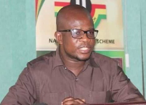 Dr Micheal Kpessa-Whyte is the second witness of the Petitioner [John Dramani Mahama