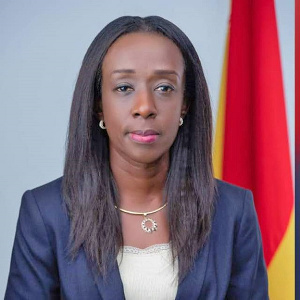 Mrs Delese Mimi Darko, Chief Executive Officer of the Food and Drugs Authority