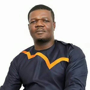 MP for South Dayi, Rockson-Nelson Dafeamekpor