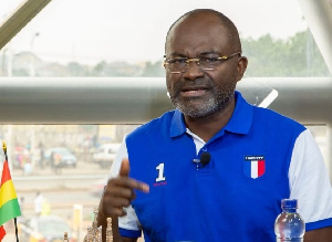 Kennedy Ohene Agyapong, Assin Central MP
