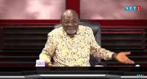Kennedy Agyapong is also Chairman of Parliament's Defence and Interior Committee