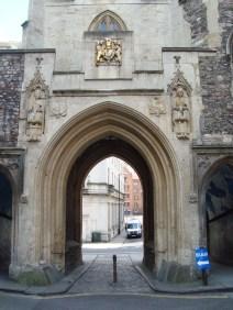 St John's arch
