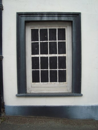 Aberdovey window