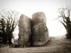 Alisby's Castle, Crickhowell