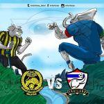Malaysia vs Thailand final aff suzuki cup 2014