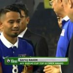 Safiq rahim top scorer aff suzuki cup 2014