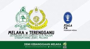 melaka vs terengganu, fa cup terengganu vs melaka united 28/2/2015