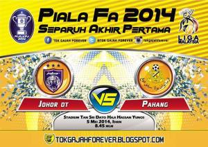 pahang vs global fc,