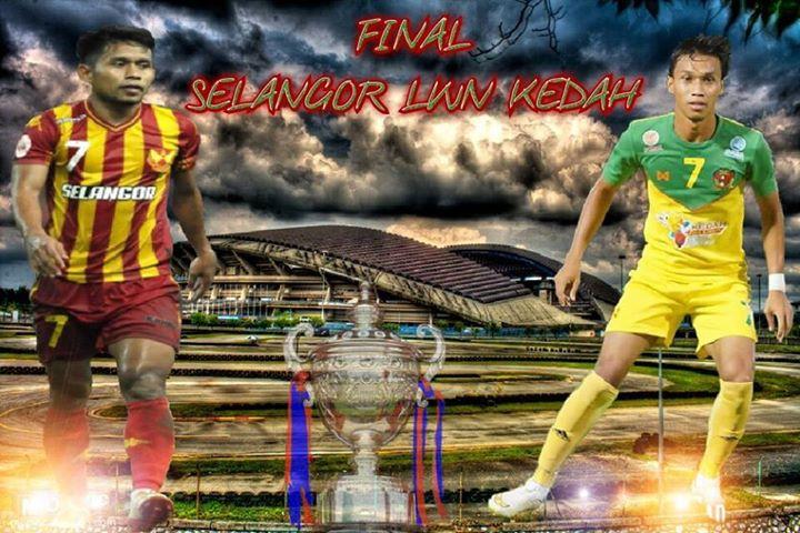 final piala malaysia 2015, poster final piala malaysia 2015, kedah vs selangor, piala malaysia 2015 poster final ,