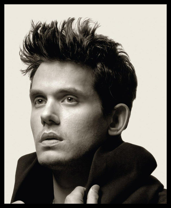 John Mayer MY NEXT HAIRSTYLE