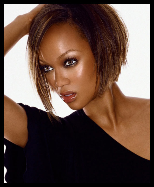 Tyra Banks MY NEXT HAIRSTYLE