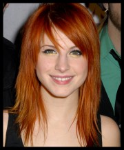hayley williams hairstyle