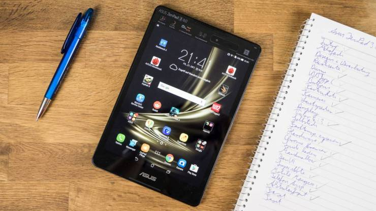 ASUS ZenPad 3 8.0 Review