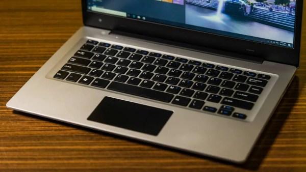 Jumper EZBook 3 Keyboard