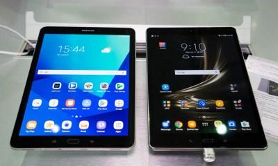 Galaxy Tab S3 vs. ZenPad 3S 10