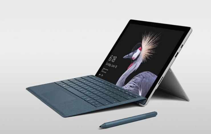 microsoft surface pro with surface pen