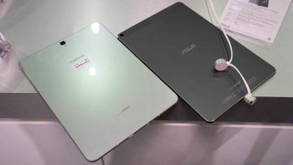 ASUS ZenPad 3S 10 vs Samsung Galaxy Tab S3
