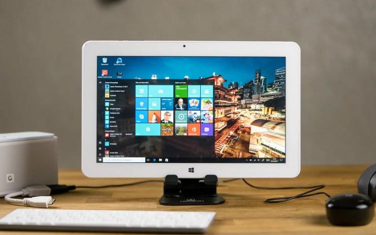 Cube Mix Plus with Windows 10
