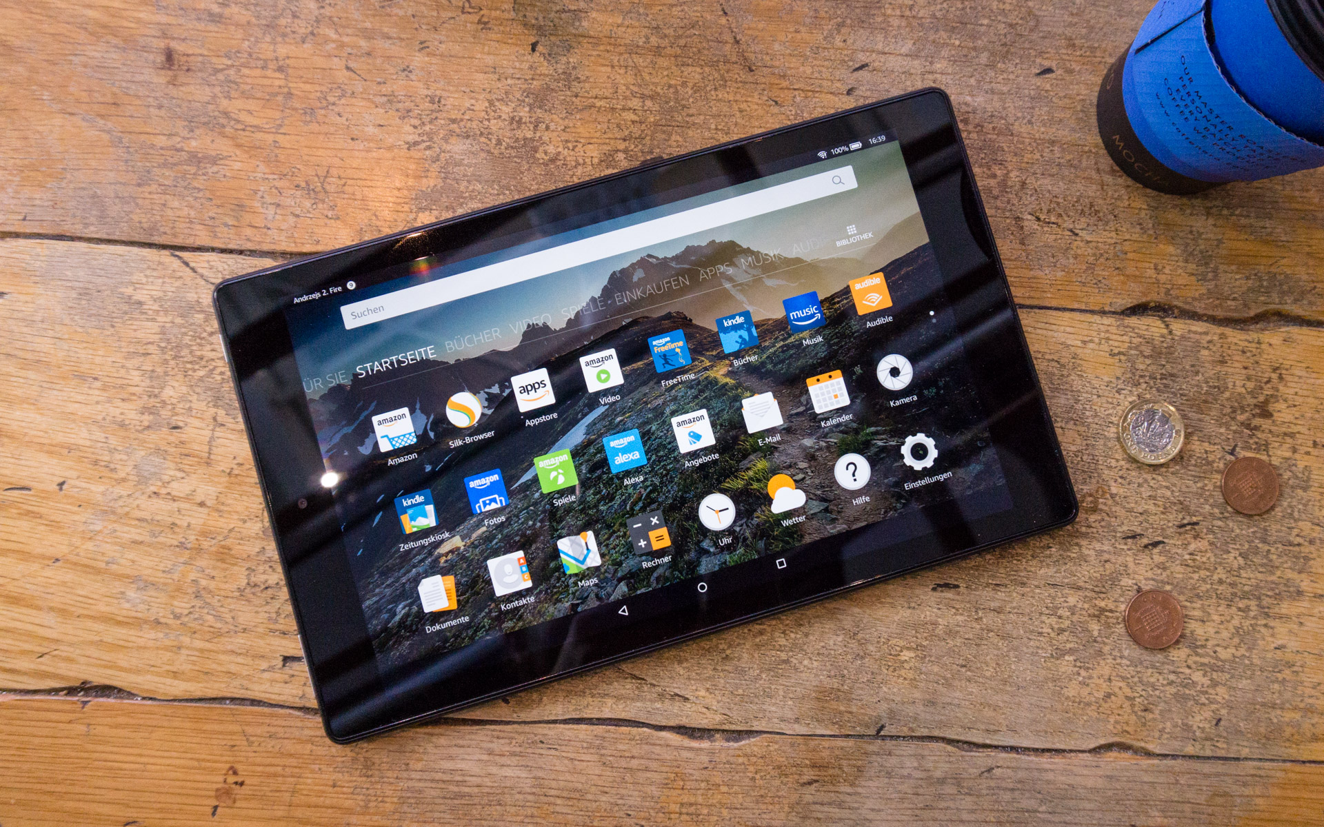 Amazon Fire Hd 10 7th Gen Everything You Need To Know