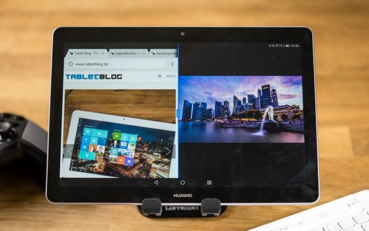 Huawei MediaPad T3 10 software