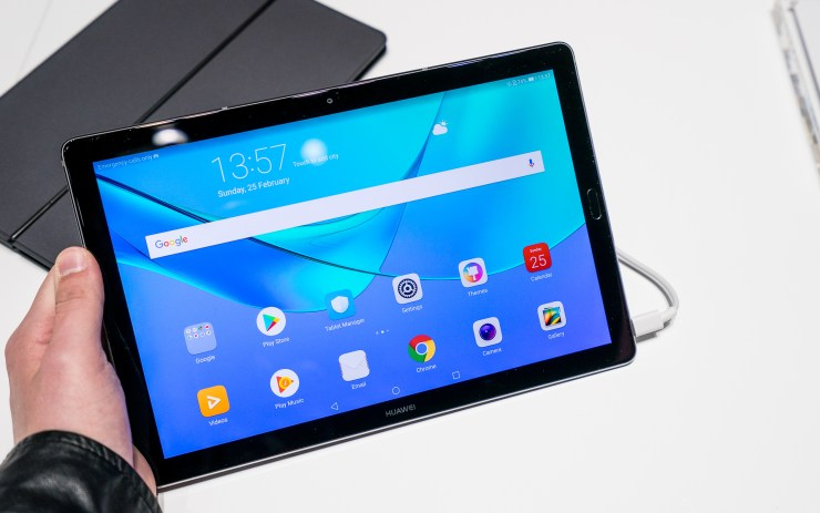 Huawei MediaPad M5 Pro Hands On
