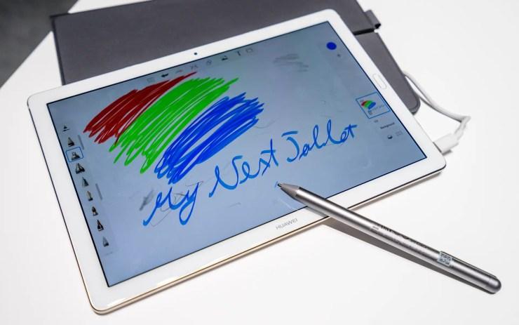 Huawei MediaPad M5 Pro with M-Pen
