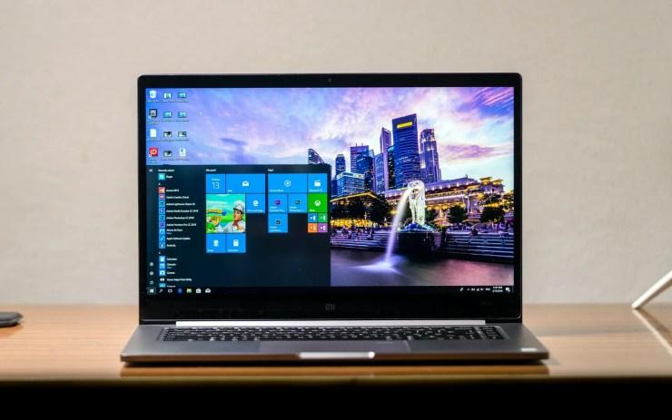 Xiaomi Mi Notebook Pro Display