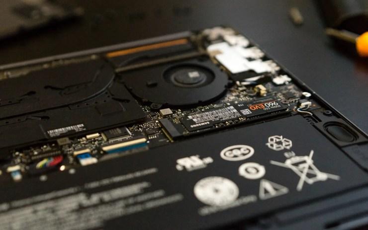 Xiaomi Mi Notebook Pro SSD