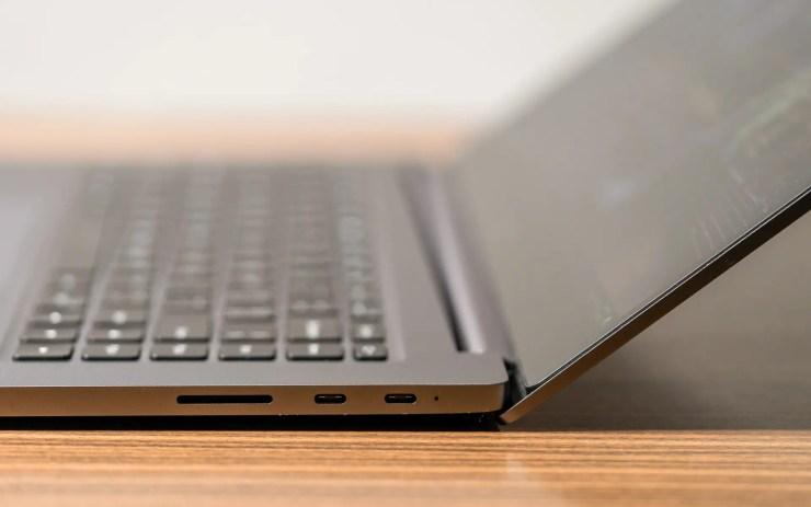 Xiaomi Mi Notebook Pro with USB Type C