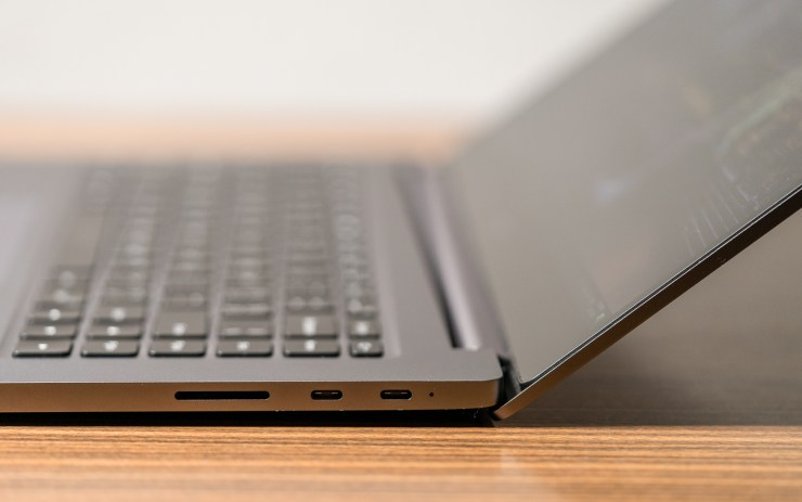 Xiaomi Mi Notebook Pro with USB Type C