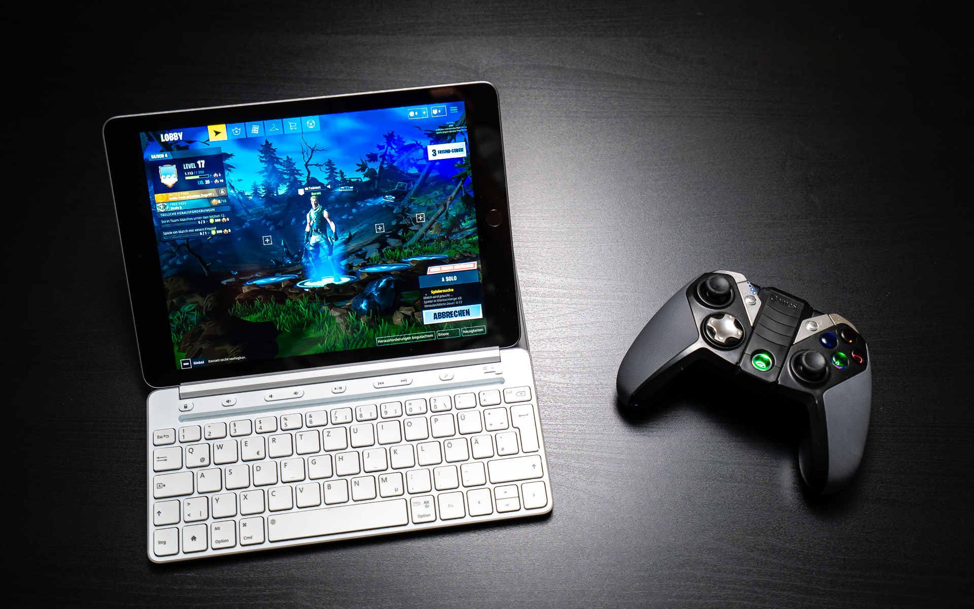 Fortnite for iPad: Can You Play With Keyboard, Mouse Or Controller?
