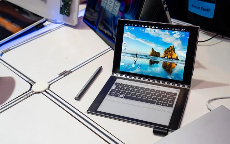Intel Tiger Rapids tablet