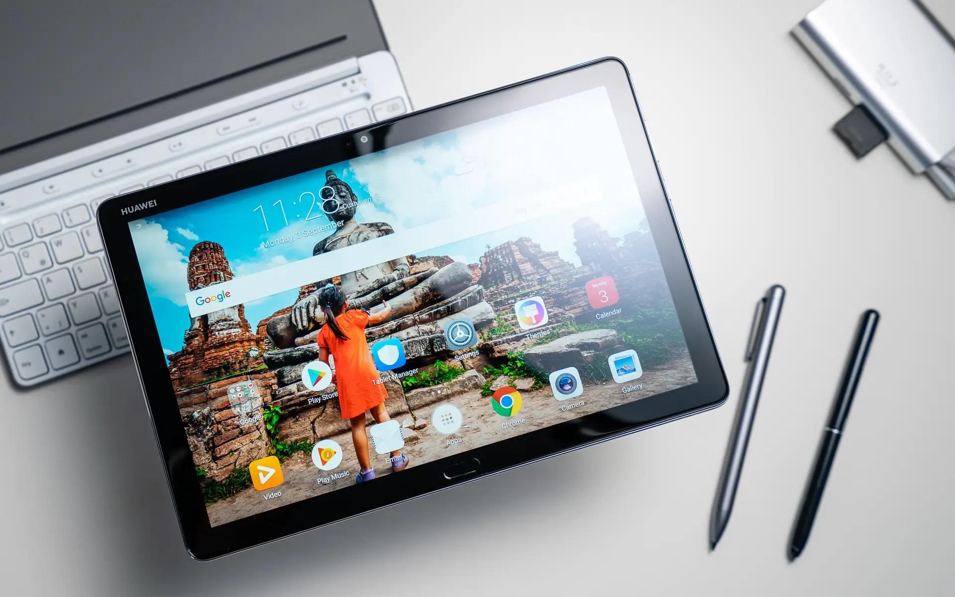 Huawei Mediapad M5 Lite, tablet 10 pollici in offerta su ...