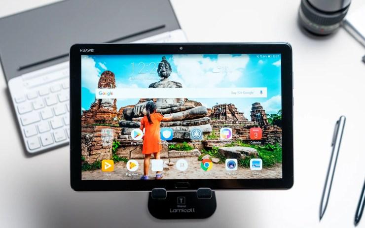 Huawei MediaPad M5 Lite 10 tablet review
